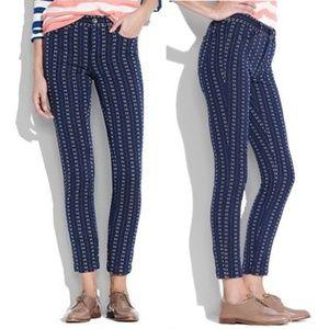 Madewell Printed pants